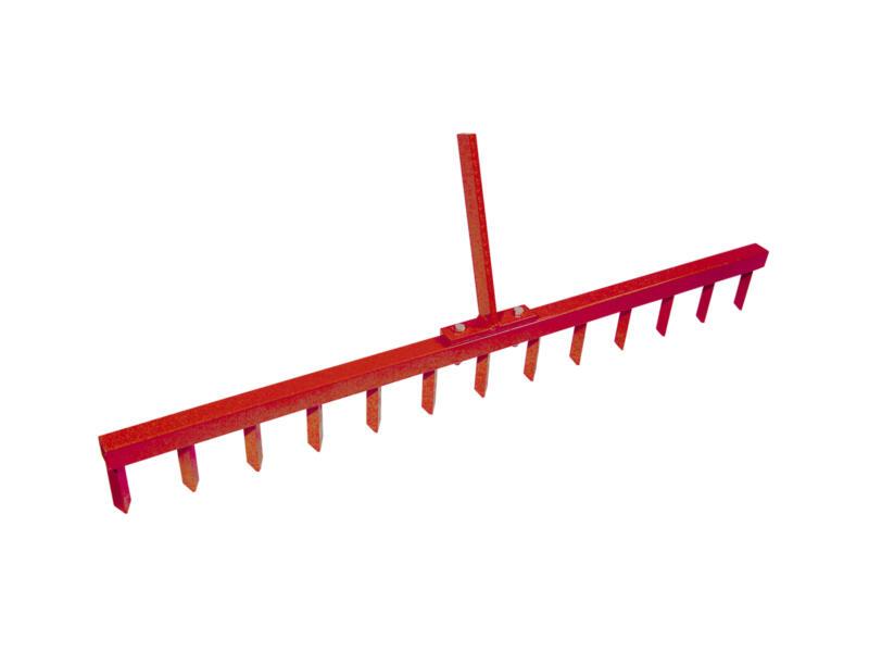Polet niveleerhark voor wielschoffel 100cm