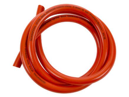 Practo Garden ontspanner 37mbar + slang en 2 sluitringen propaan pol
