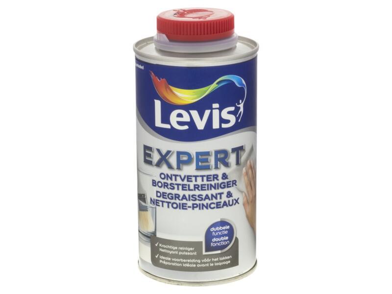 Levis ontvetter & borstelreiniger 0,5l