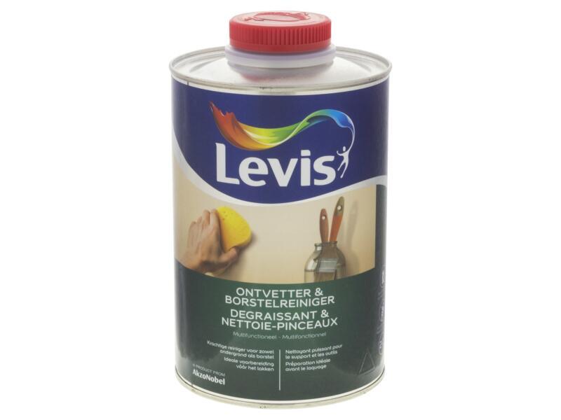 Levis ontvetter & borstelreiniger 1l