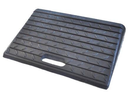 Practo Garden oprijplaat 49cm rubber