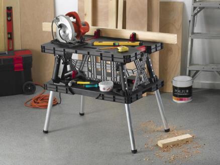 Keter opvouwbare werktafel 85cm 450kg