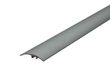 Arcansas overgangsprofiel verborgen schroef 180cm 30mm aluminium
