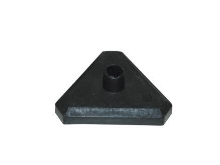 Scala paalvoet cement 2,5kg zwart