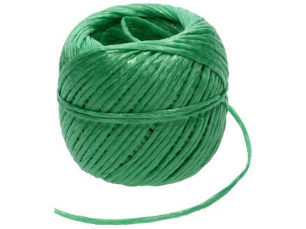 Mack paktouw polypropyleen 50m 2 stuks groen