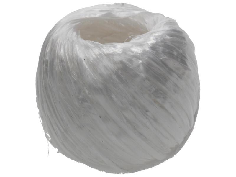 Sam paktouw polypropyleen 50m 2 stuks transparant