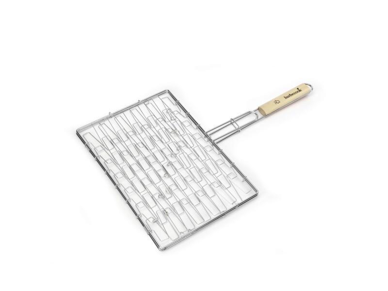 Barbecook panier de cuisson flexible 40x28 cm