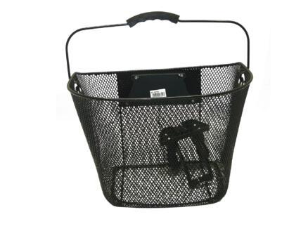 Maxxus panier vélo 25,5x33,5x27 cm + support