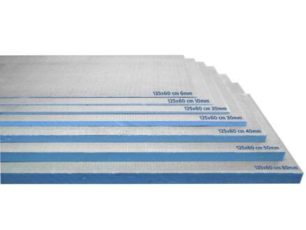 Marmox panneau de construction 125x60 cm 10mm