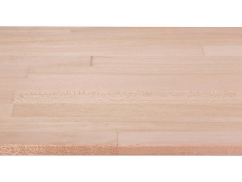 CanDo panneau de menuiserie bois dur 18mm 200x40cm