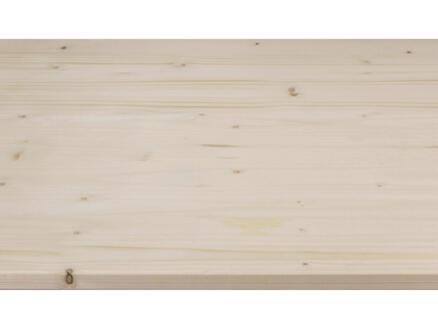 CanDo panneau de menuiserie épicéa 200x50 cm 18mm