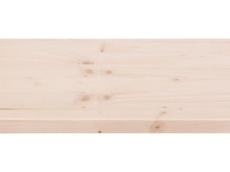 CanDo panneau de menuiserie épicéa 250x30 cm 28mm