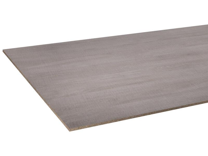 CanDo panneau de meuble 250x125 cm 18mm chêne blanchi
