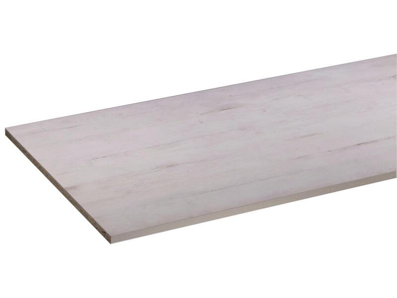 CanDo panneau de meuble 250x60 cm 18mm bois recyclé