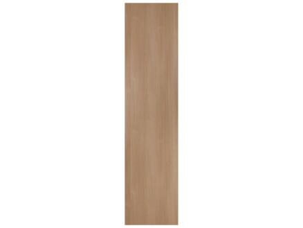 CanDo panneau de meuble 250x60 cm 18mm chêne nature