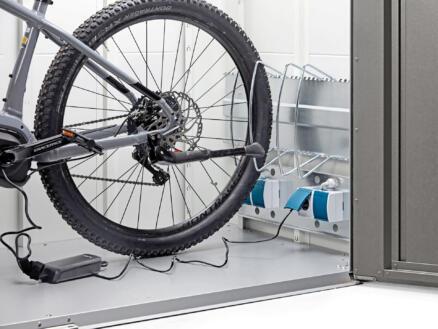 Biohort panneau de montage électrique pour Highboard 200