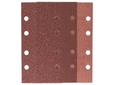 Bosch papier abrasif 185x93 mm 10 pièces