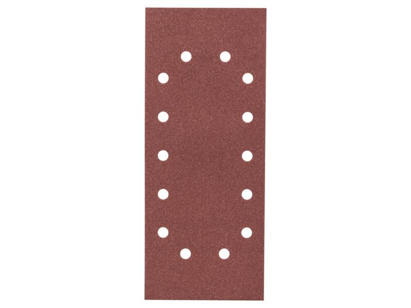 Bosch papier abrasif G120 280x115 mm 10 pièces