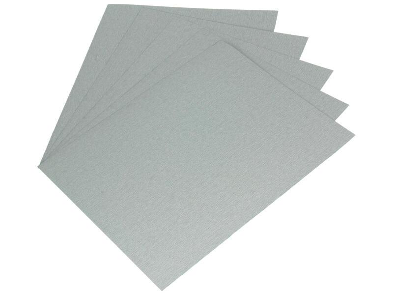 Sam papier abrasif G400 sec 5 pièces