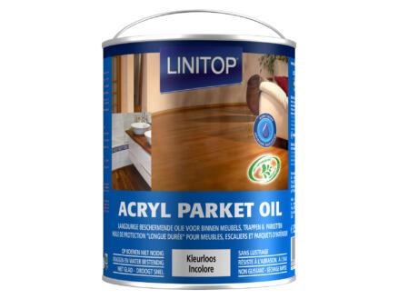 Linitop Linitop acryl parket oil 2,5L