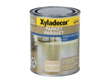 Xyladecor parketvernis sneldrogend zijdeglans 0,75l