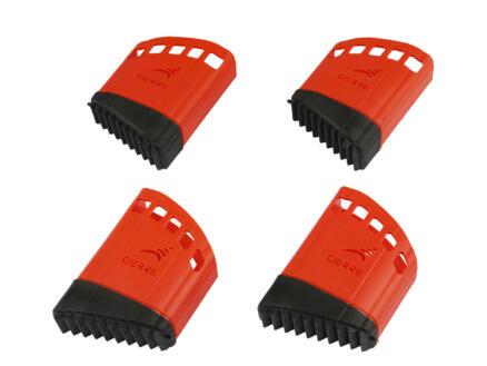 Escalo patins chaussants pour échelle Goliath LTD 4x4 et LTD 4x5 échelons 4 pièces
