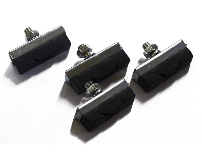 Maxxus patins de frein complet 4 pièces