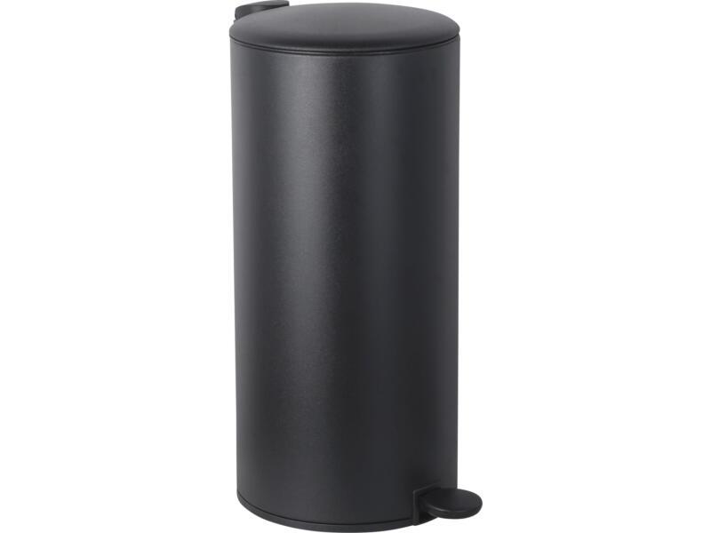 Practo Home pedaalemmer 30l zwart