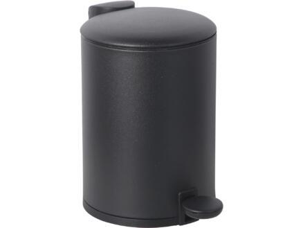 Practo Home pedaalemmer 3l zwart