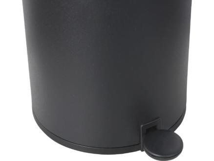 Practo Home pedaalemmer 5l zwart