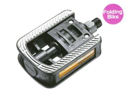 Maxxus pédales vélo pliantes 2 pièces