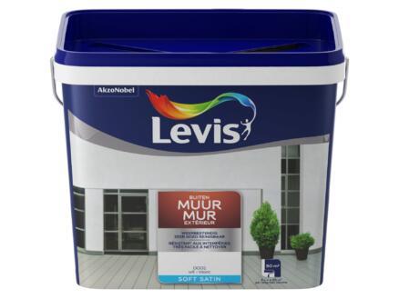 Levis peinture façade satin 5l blanc