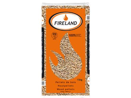 FireLand pellets bois résineux 15kg