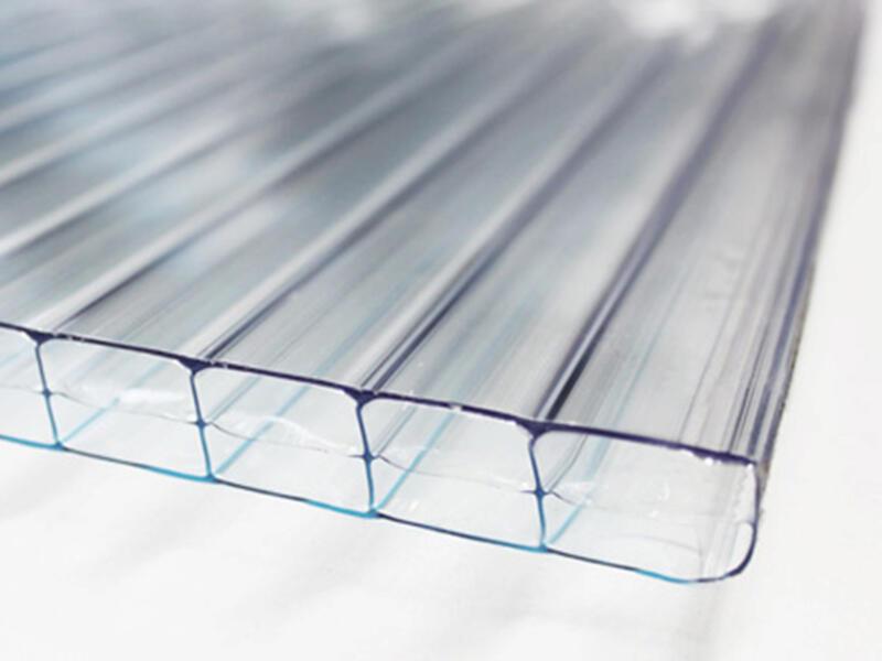Scala pergola 3x3,5 m helder/antraciet