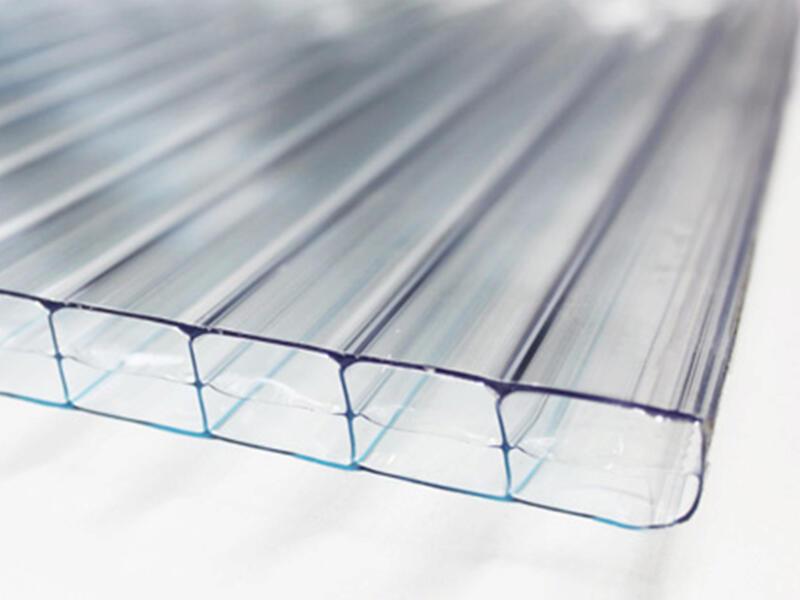 Scala pergola 5x3 m helder/antraciet