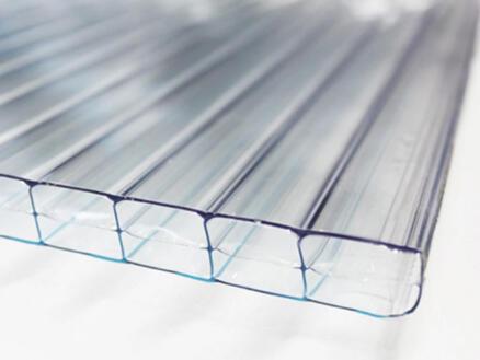 Scala pergola 5x3 m transparent/anthracite