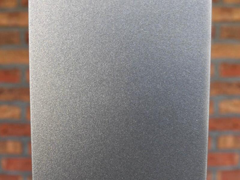 Scala pergola 7x2,5 m helder/brons