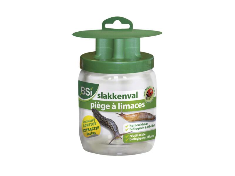 Bsi piège à limaces + 50 g d'appât anti-limaces