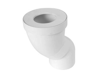 Van Marcke go pipe WC réglable 90mm