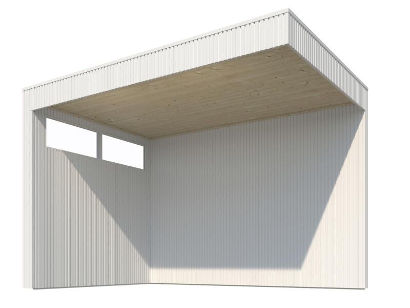 Gardenas plafond pour extension QBV 403x298 cm