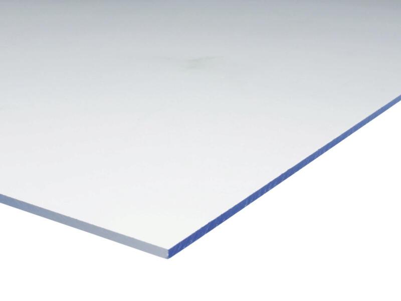 Scala plaque acrylique 100x100 cm 5mm cristal