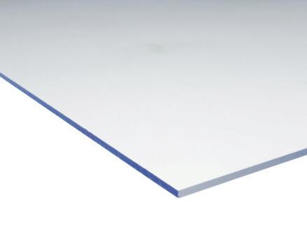 Scala plaque acrylique 100x200 cm 5mm cristal