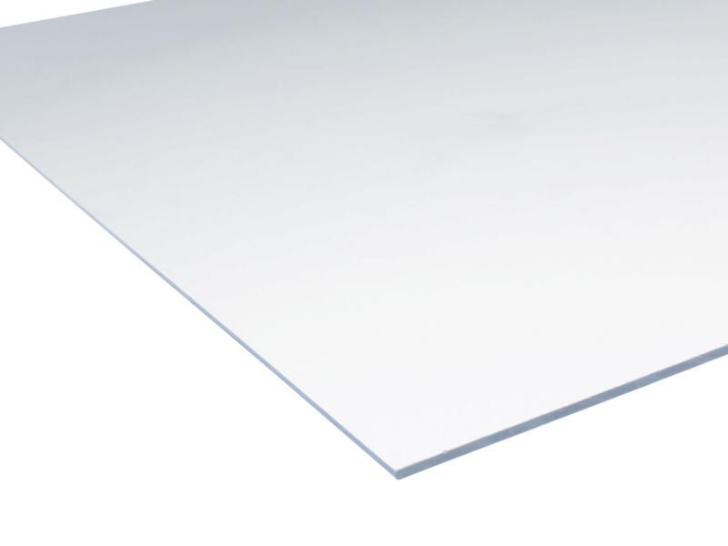 Scala plaque acrylique 50x50 cm 3mm cristal