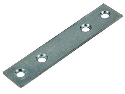Mack plaque d'assemblage 75x15 mm 20 pièces