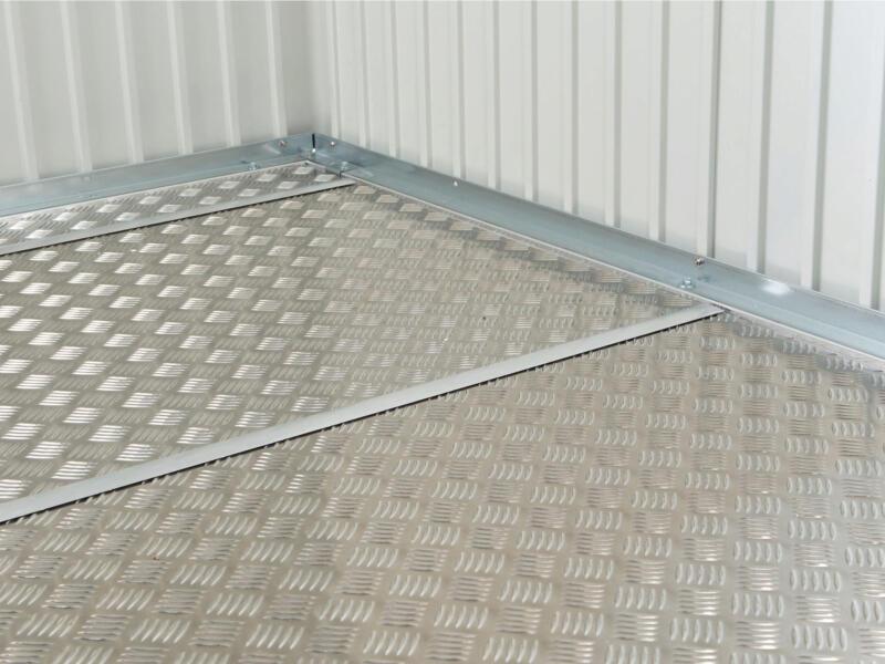 Biohort plaque de fond pour AvantGarde A4 163,5x323,5 cm