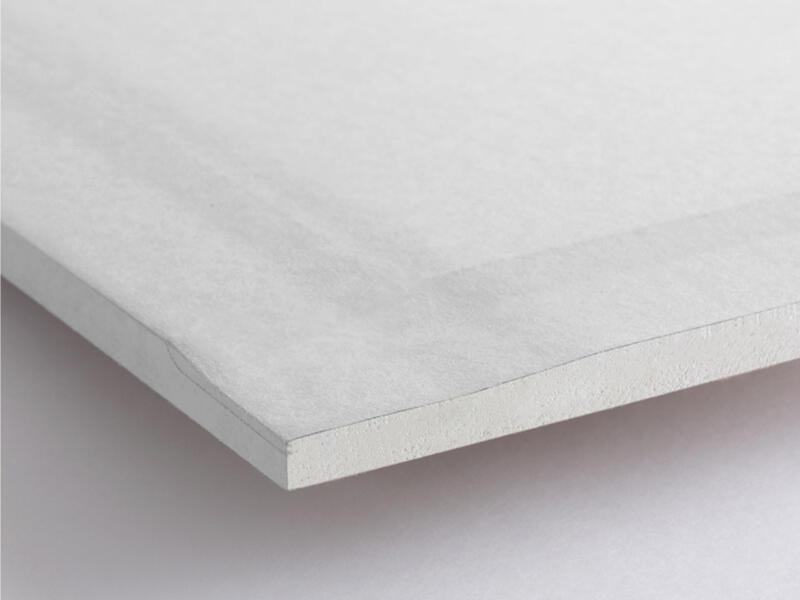 Knauf plaque de plâtre BA 12,5mm 260x60 cm