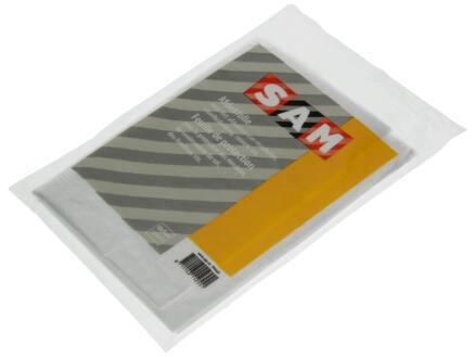 Sam plastique de protection 5x4 m 0,01mm transparent