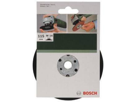 Bosch plateau de ponçage 115mm