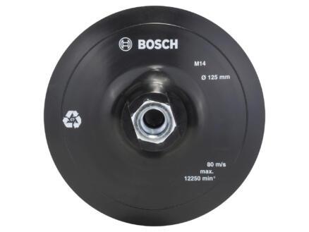 Bosch plateau de ponçage 125mm