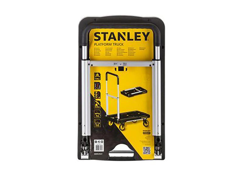 Stanley plateauwagen vouwbaar 120kg